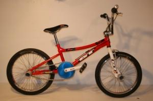 Jamie Bestwick's Bike